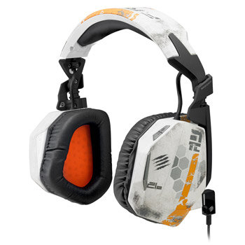 Mad Catz F.R.E.Q.4D Stereo Headset for PC, Mac, and Mobile Devices