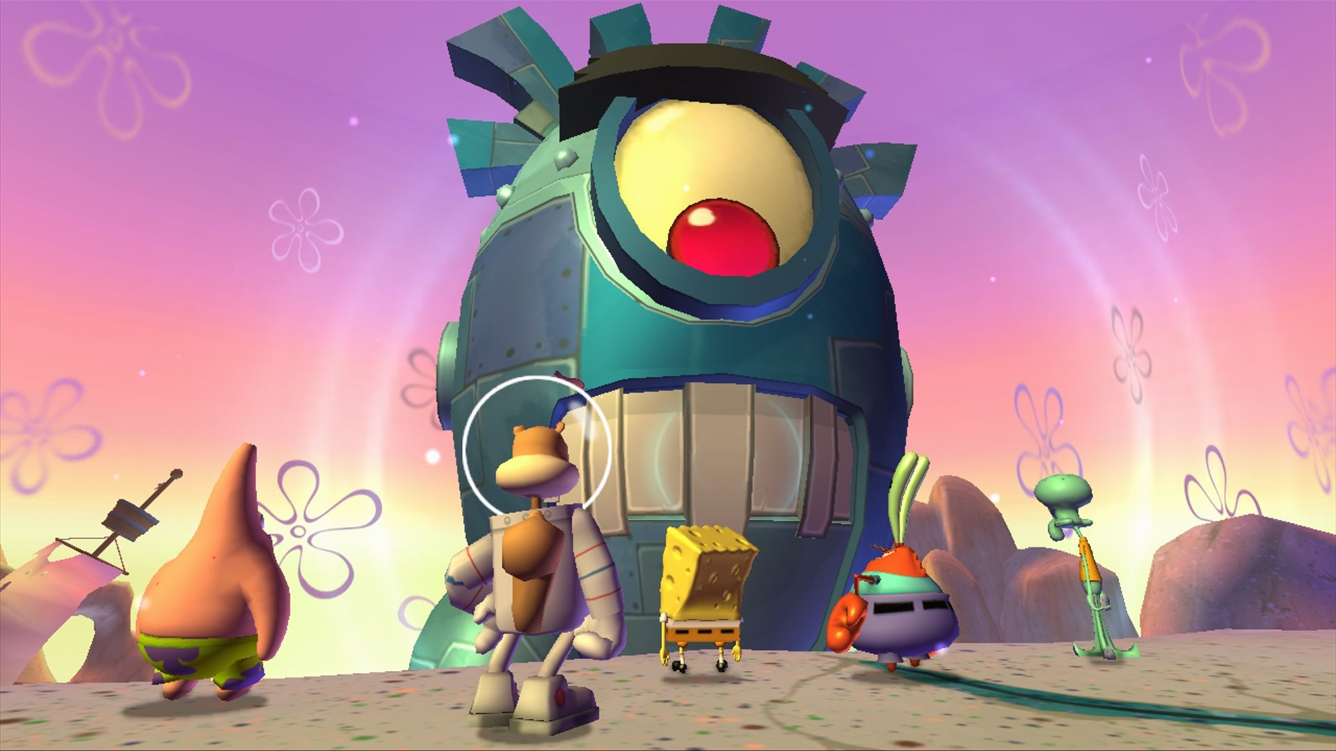 Nintendo 3DS / 2DS Spiel Spongebob Schwammkopf: Planktons Fiese Robo ...