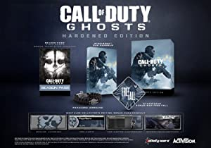 COD Ghosts - Hardened Edition