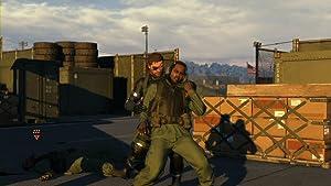 Metal Gear Solid Ground Zeros