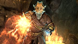 The Elder Scrolls V: Skyrim - Dragonborn (Add-On)