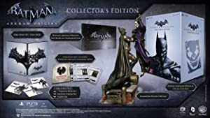 Batman: Arkham Origins - Collector's Edition (exklusiv bei Amazon.de)