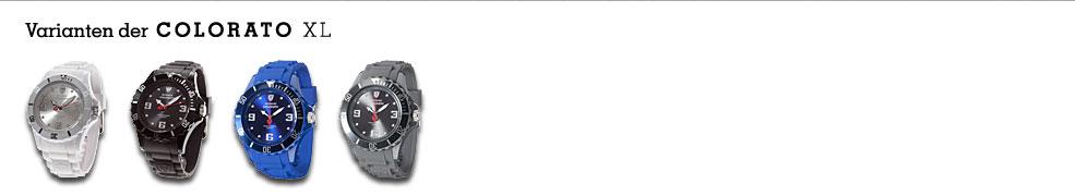 DETOMASO Herren-Armbanduhr Colorato Analog Quarz DT2014-A: Amazon ...