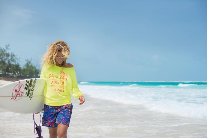 Chiemsee 1060013 Goya Longsleeve Bahia Surfer