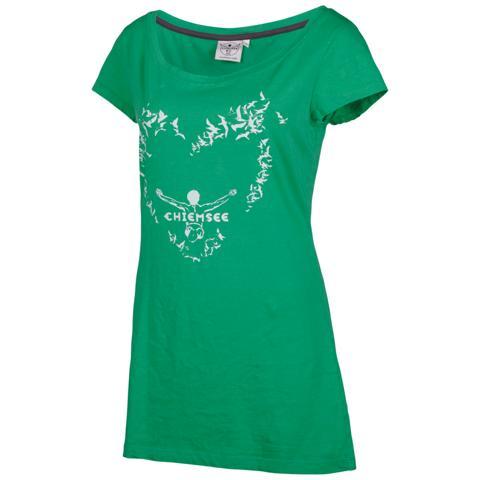 Chiemsee 1060005 Gritt T-Shirt mit Druck  - Zusatzbild