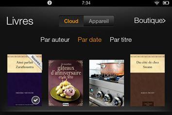 Amazon Fr Aide Lire Des Livres Sur Le Kindle Fire