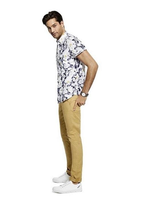 Chemises manches courtes