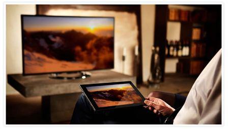Utilisez Xperia™ Tablet Z comme une télécommande universelle.