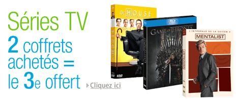 amazon coffret dvd 2 achetés 1 pffert