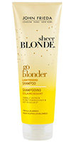 Sheer Blonde Go Blonder Shampooing Eclaircissan