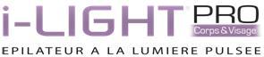Logo i-Light Pro Corps et Visage