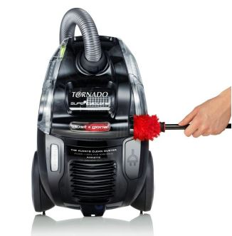 Tornado to69fd2 supercyclone dust gone aspirateur sans sac noir 2100 w cuisine maison - Tornado aspirateur sans sac ...