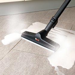 En un seul passage, il nettoie, assainit, aspire les solides et les liquides, sèche, filtre et purifie l'air.