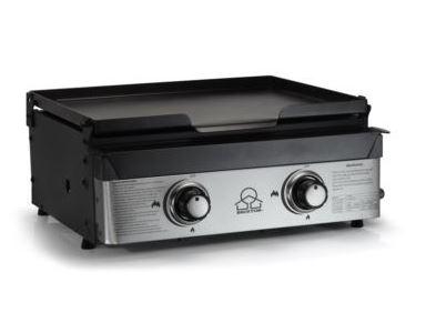 Brixton bq 6385f plancha gaz poser 30 mbar for Amazon planchas de cocina
