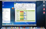 Parallels Desktop 8 pour Mac - programmes Windows