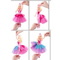 Barbie x8810 poup e kristyn ballerine magique 5 - Barbie danseuse magique ...