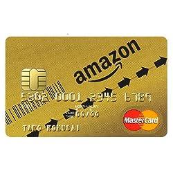Amazon MasterCard�S�[���h