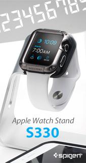Spigen Apple Watch �X�^���h