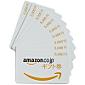 Amazonギフト券-10枚セット