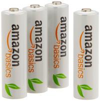 Amazonベーシック充電式ニッケル水素電池<br>単4形8個パック(充電済み)