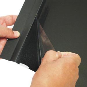 特殊な素材を用いた台紙