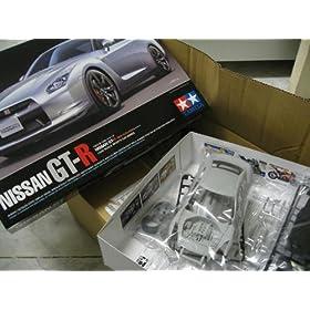 スポーツカーシリーズ NO.300 NISSAN GT-R