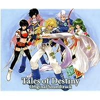 PS2版「テイルズ・オブ・デスティニー」オリジナル・サウンドトラック
