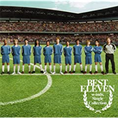 "W-inds.Single Collection ""BEST ELEVEN"""
