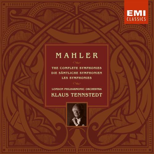 輸入盤CD テンシュテット指揮 マーラー:交響曲全集(EMI廉価版Box 11枚組)の商品写真