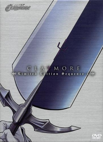 CLAYMORE Limited Edition Sequence.1