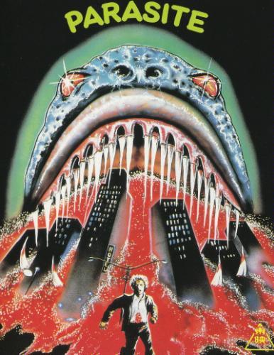 悪魔の寄生虫・パラサイトの画像