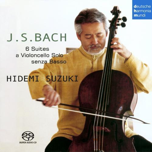 2005年録音 鈴木秀美(Vc) バッハ:無伴奏チェロ組曲(全曲) [Hybrid SACD]のAmazonの商品頁を開く