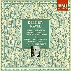 輸入盤 ジャン・マルティノン ドビュッシー&ラヴェル管弦楽曲集(8枚組)のAmazonの商品頁を開く