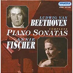 輸入盤 CD A.フィッシャー(ピアノ) ベートーヴェン:ピアノ・ソナタ全集の商品写真