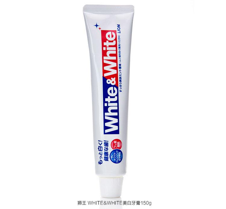 E WHITE美白牙膏150g