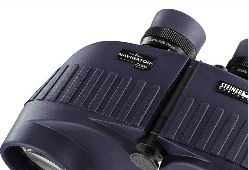 STEINER 视得乐 领航者Navigator 双筒望远镜7x50 7635 深蓝色