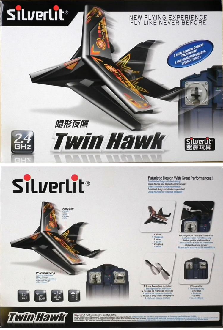银辉玩具 遥控飞机系列 数码微型飞机 隐形夜鹰 滑翔机 85883