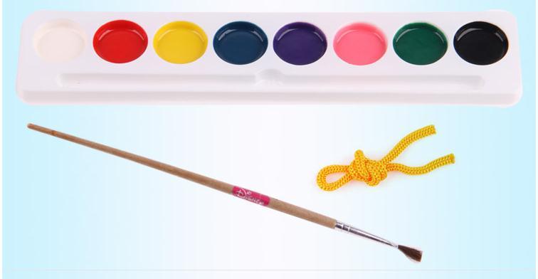 disney 迪士尼 diy手绘画(大号)ds-1540:亚马逊:玩具