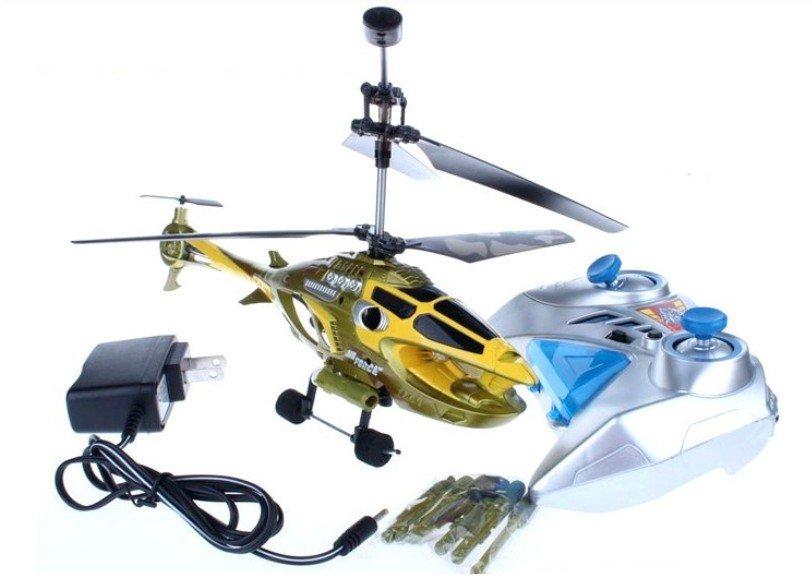 空中格斗直升机/遥控飞机