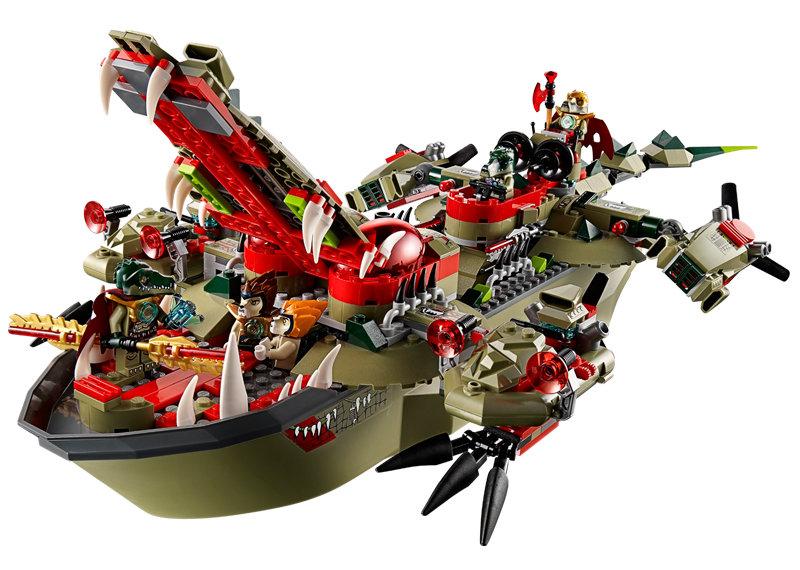 乐高功传奇全集_新品乐高LEGO气功传奇系列L70003鹰杰斯的