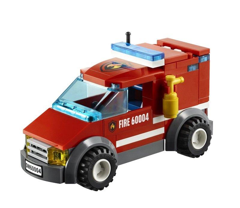 乐高 城市组 消防总局