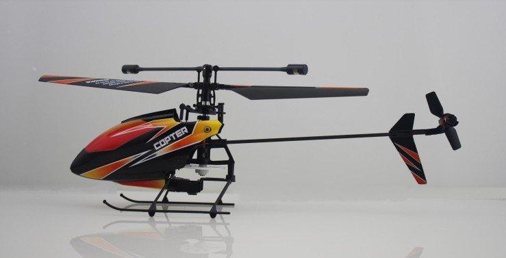 遥控直升飞机v9114通道室外疾风穿越者-玩具