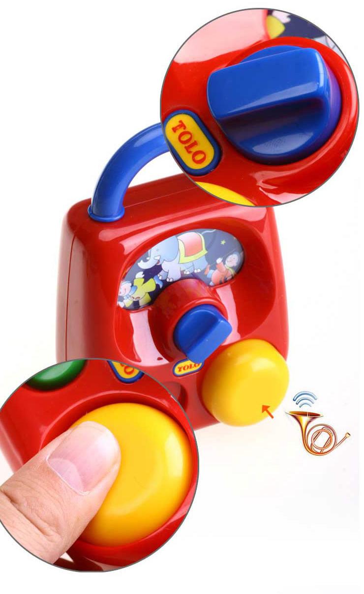 玩具摇铃包装设计