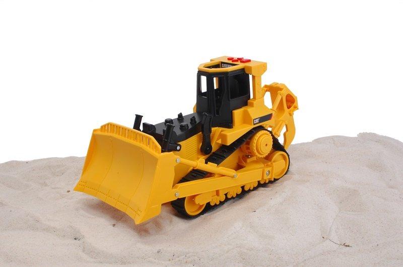 13英寸电动工程车推土机儿童玩具35642