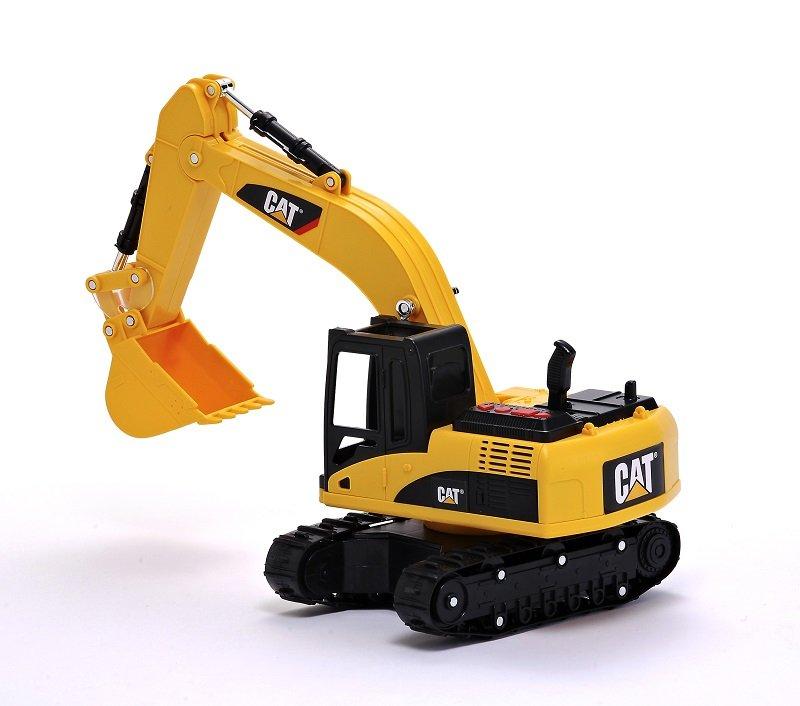 挖土机挖掘机儿童