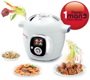 Moulinex cookeo robot de cocina capacidad - Robot cocina amazon ...