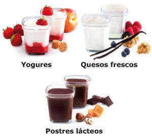 robot de postres tefal multi delices YG6548 - yogures - quesos frescos - postres lácteos