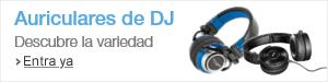 Auriculares de DJ