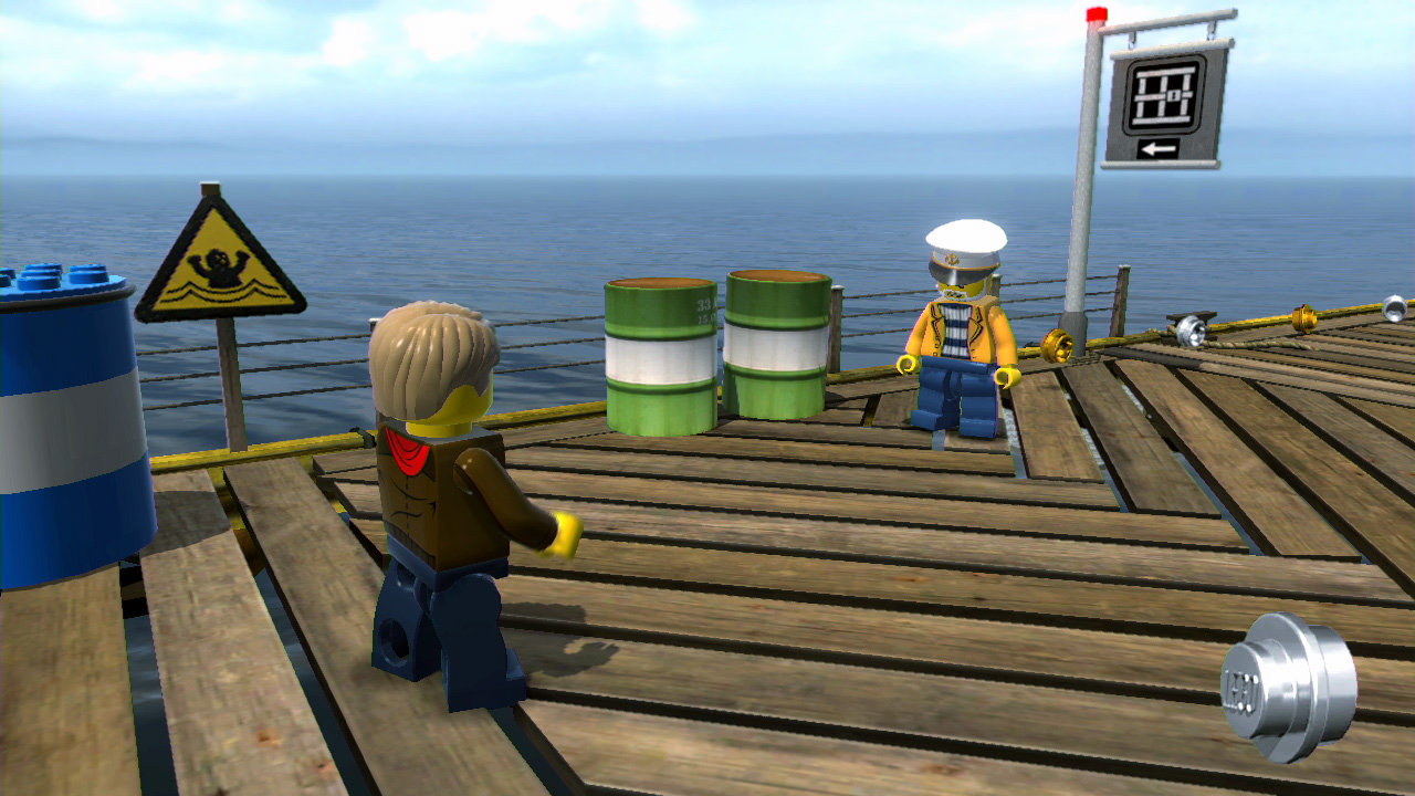 Lego City Undercover + Figurita: Amazon.es: Videojuegos