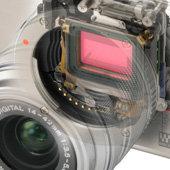 New 12.3-megapixel Live MOS Sensor